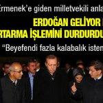 Ermenek'e giden milletvekili anlatıyor. Erdoğan geliyor diye kurtarma işlemini durdurdular... http://t.co/tXRjfbw8Yp http://t.co/t2g7eQ7oak
