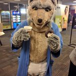 Crunch is ready. Are you? Join us in the skyway for breakfast! #HomeOpener #OneHungryPack http://t.co/K8tjt3wOQJ