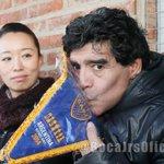 ¡Feliz cumple, Diego! Todo #Boca te saluda en tu día http://t.co/E7o9mFvu8G
