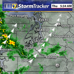 Expect some light showers next few hours for mainly #Seattle south. Heavy rain for the drive home. http://t.co/PlUO2bAi8J