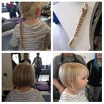 Well done Charlotte! Three-year-old donates her hair to be made into wigs for cancer sufferers http://t.co/YzB88H4vNz http://t.co/NjE2K2Fjny