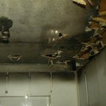 Southwest fire guts Glenbrook townhouse: http://t.co/pqyqlm3GaN @sarahoffin #YYC http://t.co/ugg5jeACWf