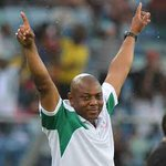 Breaking: Keshi to lead @NGSuperEagles to the rest of the qualifiers against Congo and South Africa next month http://t.co/flqGyquzhh