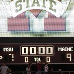 #TBT to 10 yrs ago when Maine went to Starkville and knocked off the current #1 team in the nation Miss. St #caafb http://t.co/44bTlbmfdb