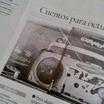 Hoy en @LetraSiete Manuel Vargas habla del nuevo número de #Correveidile. Presentación mañana Alcaldía @GAMLP 10:30 http://t.co/PnFB5XuCRm