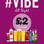 Join us for a new Thursday night offer. £2 Drinks all night with @djsilko #VIBE #Hereford http://t.co/5Ty2TZ2rfM