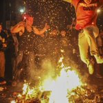 3) #WorldSeries celebration turns ugly with bonfires, damage. http://t.co/kaSYlRJSu1 #GateBreakers http://t.co/w6M3TTy11t