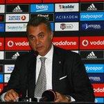 #BeşiktaşİçinKenetlenmeZamanı Başkanımız Fikret Orman: 'Tek büyük var o da Beşiktaş' http://t.co/Vio9wehuSO http://t.co/0BngbG98rh