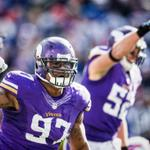 Congratulations Everson Griffen! NFC DEFENSIVE PLAYER OF THE MONTH http://t.co/WT5wqbKRD5