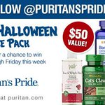 #GIVEAWAY: RT & follow us for a chance to #win a Spooky #Halloween #prize pack: http://t.co/Bywl2UE4By #wellness http://t.co/0gY4ClzY1r