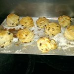 Fresh scones just out the oven. Available from Tutti Fruitti 92 Duke Road .Brighton http://t.co/7YWEAMR593