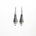 Modern Art Deco Earrings http://t.co/Sy67M0X5cJ #jewelryonetsy #shopping #art http://t.co/9YWpncAoNH