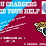 Last chance to help out your C4 chargers! Everyone RT and ask your friends to RT #chargersNFLUK @nfl_uk http://t.co/u8CNRekxkF