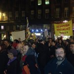 Silent Protest isnt so silent - LABOUR OUT OF SCOTLAND http://t.co/eF7tYQt8cy