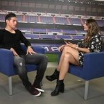James Rodríguez habló en exclusiva con @NoticiasRCN desde la sede deportiva del Real Madrid. http://t.co/sfaVNXVKxq http://t.co/W2ZfgE3Fyd
