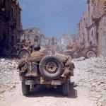 'World War II in Color: The Italian Campaign and the Road to Rome' (Pic: Carl Mydans) | http://t.co/UYj9NdywHl