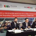 .@erikporres dio a conocer que se abrirán tiendas para comercializar productos de #Veracruz en #China http://t.co/Wfke8sgoz0