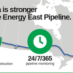 It's time to take a stand. Show your support for the #EnergyEast #Pipeline: http://t.co/iHVJju4dEA #EEPL http://t.co/8fIhCO7Gjz