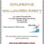 This Sunday is our Halloween party, whos coming #KenilworthHr http://t.co/RI1tnpLWss