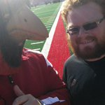 I found Red Lightning!! #GoCards #BeatFSU #TubaCCBM #FreeCCBM @CardChronicle http://t.co/PdyuJBUU2z