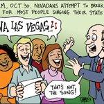 Editorial cartoon by F. Andrew Taylor #Vegas http://t.co/MrnrhyveO7