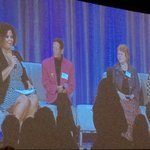 @sarahstood and panelists sharing how @WFAlliance has empowered their #leadership #AMPLIFY2014 #philanthropy http://t.co/7Yea3rt0xH