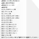 ローソン・HMV限定「BIGBANGくじ」発売決定!! http://t.co/t7x4r0txZM http://t.co/3PWdKtzOiZ