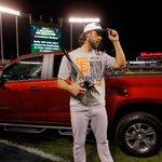 Chevrolet gave Madison Bumgarner a recalled truck as an MVP gift http://t.co/TQ5bMx1zE3 http://t.co/ud4adDN7M0