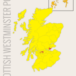 How Scotland would supposedly look in 2015 if todays MORI poll was the real thing: SNP 54, LAB 4, LDEM 1. http://t.co/SXaNj98Nhx