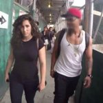 A video of a woman being subjected to harassment as she walks through New York goes viral http://t.co/m84q5Ncf8d http://t.co/lckjnp4lUS