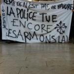 """Nouveau rassemblement pour """"dénoncer la mort"""" de R. Fraisse. Montpellier samedi 15h Comédie http://t.co/IMzfYMdVzu http://t.co/h6Zsxh0F3m"""