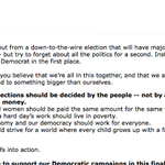 Another Hillary email for the DCCC http://t.co/OW3zJQzxYf