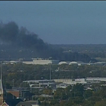 BREAKING: Small plane crashes into building at Mid-Continent Airport in Wichita, Kansas http://t.co/9Jmew8qXFr http://t.co/2tpV5qHz2N