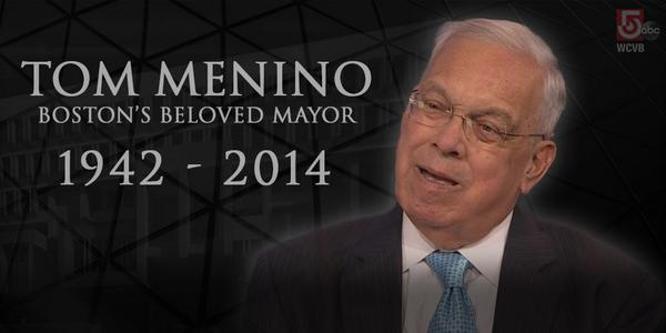 #BREAKING: Boston's longtime Mayor Tom Menino has died, sources confirm. http://t.co/vlgIMwxKan http://t.co/35FkOEGpTr