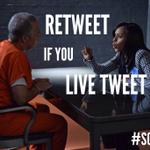 Whos with us tonight?? RE-TWEET if you LIVE TWEET! #Scandal #TGIT http://t.co/v5VrB4i2Yw