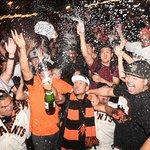 Wake up, San Francisco. It wasnt a dream, were #ChampionsTogether. Again. Relive it: http://t.co/USscjVqGuh http://t.co/IzKL90zsLh