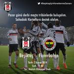 #BeşiktaşİçinKenetlenmeZamanı Beşiktaşlılık; yağmurda-çamurda, iyi günde-kötü günde,her şartta takımı desteklemektir http://t.co/qKHzAulurU