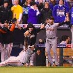 """@MLBFanCave: The final out. #WorldSeries http://t.co/U0O2cql0Tt"""
