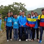 Hoy @VenteVenezuela en las puertas de Ramo Verde, la rotunda de Maduro, el régimen nego la visita a Leopoldo Lopez http://t.co/s8xBpa9gy9