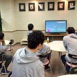 熱戦を振り返るひととき。#sbhawks #日本シリーズ http://t.co/Hk1sIpzXgn