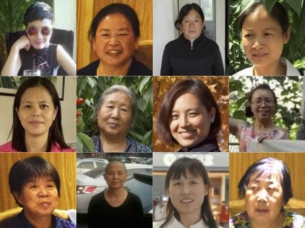 归还她们的自由:因表达支持香港抗争民主而被拘留的23位女性人权捍卫者 http://t.co/pyi0APcdxm http://t.co/yQ8Ybtfaf9