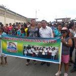 Celebrando junto a un importante sector productivo de nuestra Zona- dia pescador artesanal #SanMateo #Manta http://t.co/XVobzuOtDu