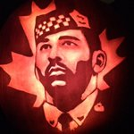 Lovely MT @wendygillis: Sent in by reader who was touched by death of Cpl. Nathan Cirillo. Carved this with his kids http://t.co/KlcQ5owVsJ