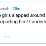 Mississauga Councillor-elect @carolynhparrish is really not helping here. To say the very least. #JianGhomeshi http://t.co/eXMe3BV51Y