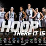 Here is the @UVUwbb @WolverineGreen schedule poster! Best slogan ever? Could be. #HoopThereItIs http://t.co/PcBvZA6E01