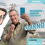 Le 4 novembre, découvrez @LeDevoir sur tablette, une nouvelle plateforme où retrouver nos journalistes... et Garnotte http://t.co/QYAeA2UY5N