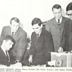 Business School Officers 1968 #tbt #WeMeanBusiness #HailState http://t.co/T8AiuHWdH2
