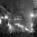 It's like Mother Nature knew it was almost Halloween. Check out a spooky Stephen Ave! Photo by @streetsandpeaks http://t.co/hjVRewjzHm
