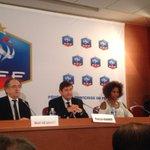 Cest parti! #Rennes candidate à lorganisation de la coupe du monde de foot féminin en 2019 http://t.co/yXRccFgme6
