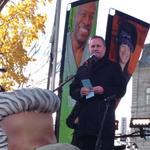 @FTQnouvelles #frontcommun #syndQc Notre mobilisation sera à la hauteur de larrogance de ce gouvernement http://t.co/8jq4rY01IM